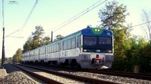 Metrotren destino San Fernando tras salir de Rancagua. Foto: frronet c_commons.