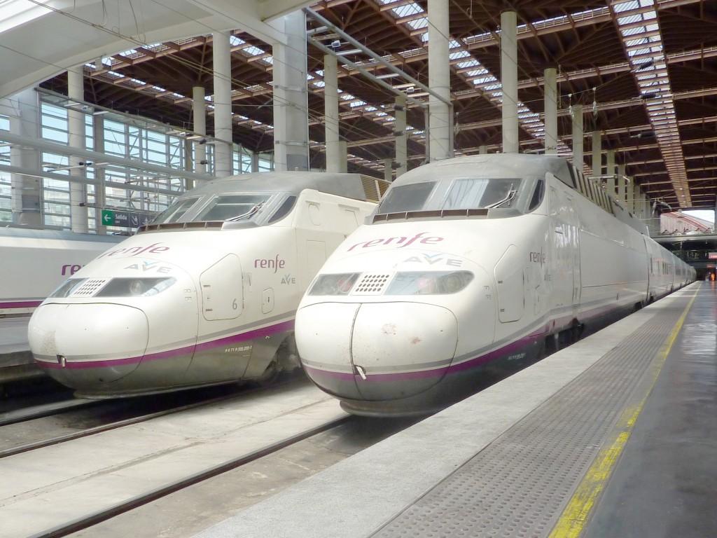 La serie 100 de Renfe también prestará servicio en el AVE de Alicante