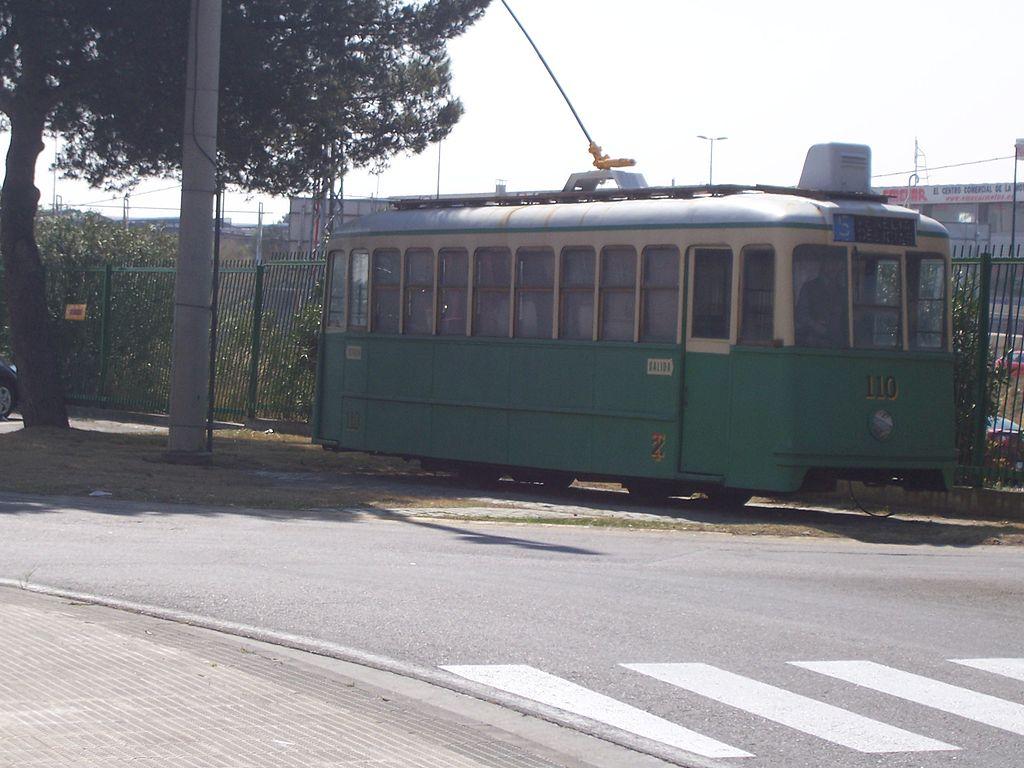 Zaragoza podría disfurtar de un tranvía de 1976