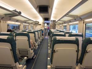 Renfe instalará GPS en los trenes para aumentar la seguridad.