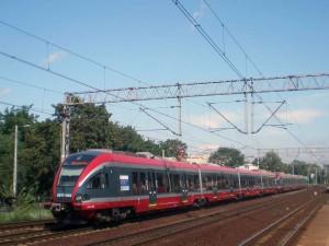Fi en los trenes PKP polacos