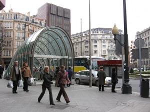 Línea 3 del metro de Bilbao