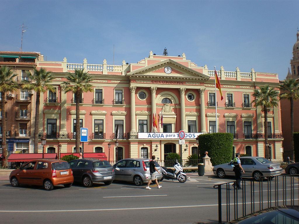 Acuerdo firme para el soterramiento del AVE en Murcia