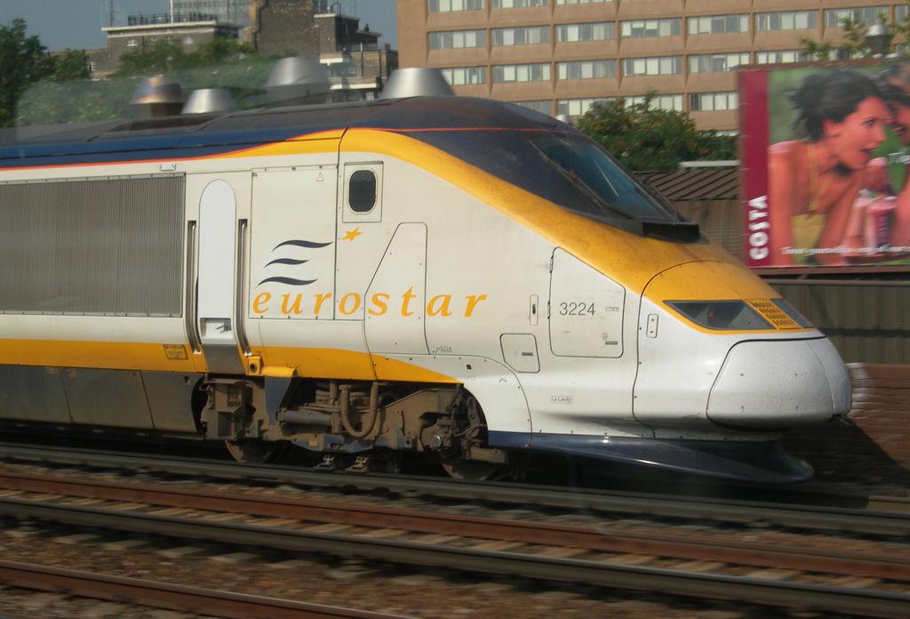 Imagine Express, ingenio en el tren