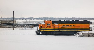 BNSF hará una inversión récord en 2014