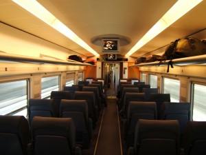 Inversión millonaria de Renfe en sistemas de contención de equipajes.
