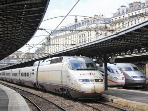 Refuerzo para el AVE Barcelona-París