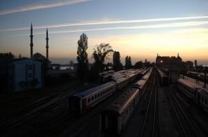 CAF gana ERTMS en Turquía