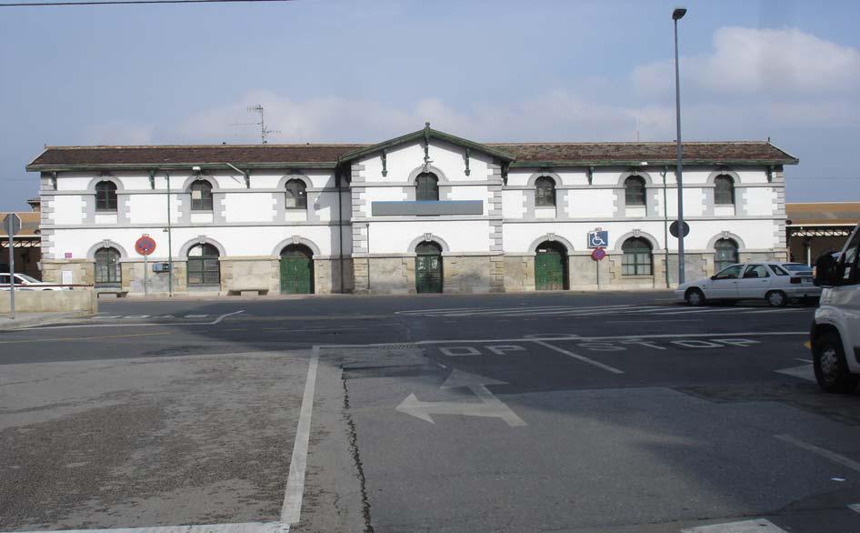 Nuevos planes para la estación de AVE de Miranda de Ebro.
