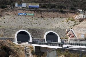 túnel Barranco de los Gafarillos