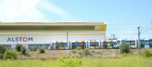 Alstom compra