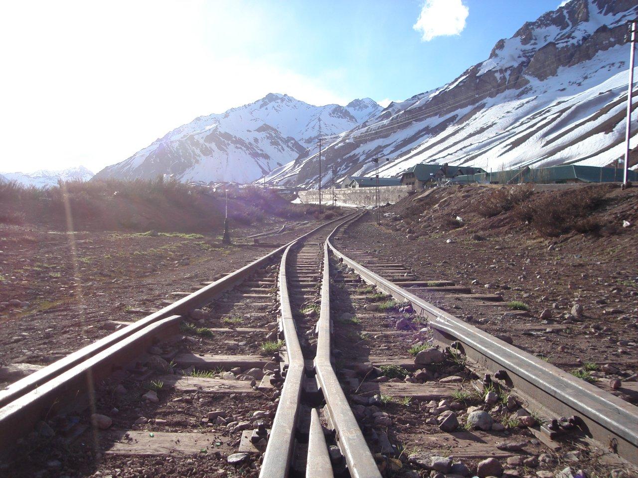 Ya se ha hablado muchas veces del Tren Trasandino sin llegar a ningún acuerdo.