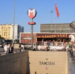 Ampliación del Metro de Estambul con flota CAF
