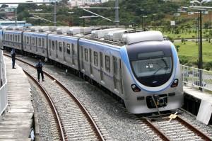 El metro de Salvador de Bahía se inaugura a tan sólo dos días de acoger el primer encuentro del Mundial.
