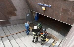 Accidente en el metro de moscú con al menos 5 víctimas mortales