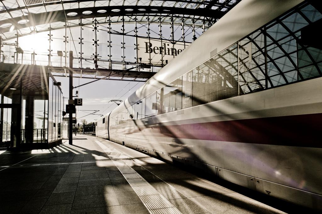 La Estación Central de Berlín sustituye a las ocho terminales que existían previamente en la capital alemana.