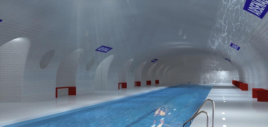 Una nueva vida para las estaciones fantasma del metro de París