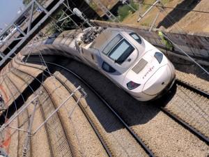 Tren de la serie 130 de Renfe Viajeros por Valencia. Foto:▐▼▌arto ™