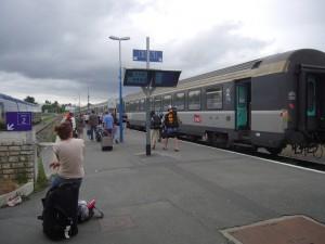 La red Intercity francesa necesita una inversión grande para mejorar el servicio.