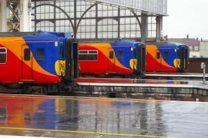 La flota actual de South West Trains se verá reforzada con la adquisición de los nuevos Siemens Desiro City.