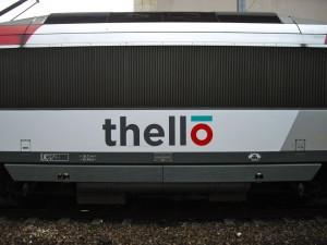 Con el nuevo servicio de Thello entre las ciudades de Marsella y Milán, serían tres las rutas internacionales operadas por la compañía, que comenzó a dar servicio a finales del año 2011.