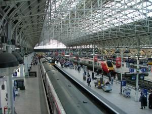 El proyecto HS3 busca unir Manchester (en la imagen) con Leeds mediante un túnel bajo los montes Peninos.