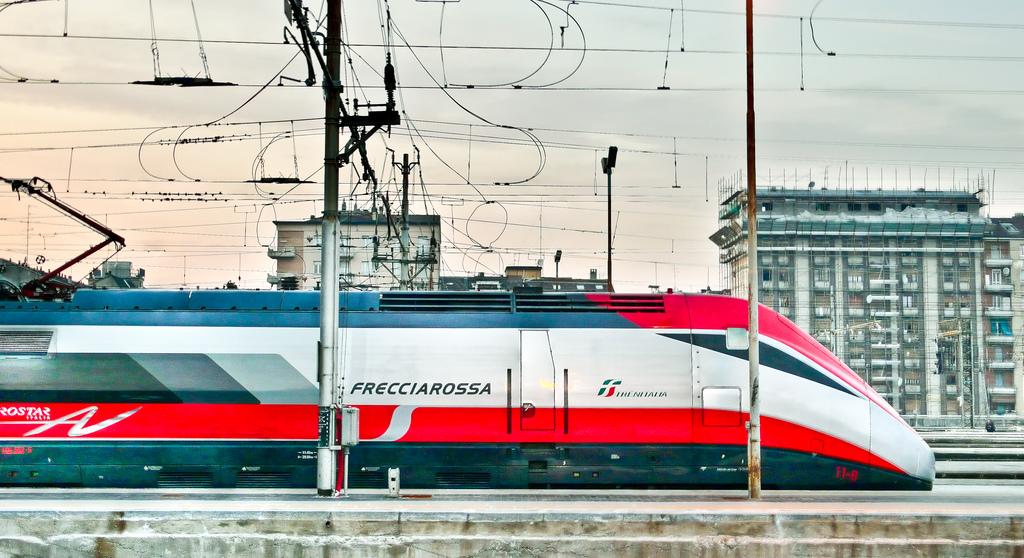 El Grupo Ferrovie delllo Stato engloba a la operadora Trenitalia y a la gestora de la infraestructura Rete Ferroviaria Italiana.