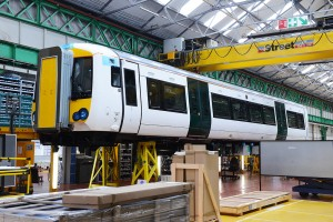 El Electrostar Class 387 será el tren que opere el servicio Gatwick Express a partir de 2016