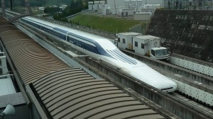El Maglev alcanza los 603km/h. Foto: japoncuriosities