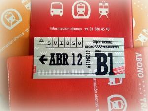 El Abono Transporte de Madrid está a un paso de ser una antigüedad.