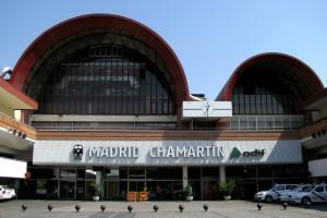 La estación de Chamartín vive un periodo importante de cambios.