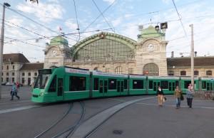 Con esta extensión, el tranvía de Basilea ya tiene dos líneas internacionales.