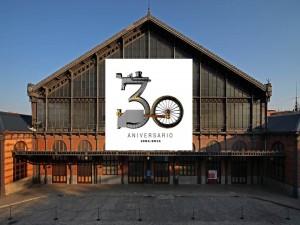 El Museo del Ferrocarril se prepara para la celebración de su 30º aniversario. Imagen cortesía del Museo del Ferrocarril de Madrid.
