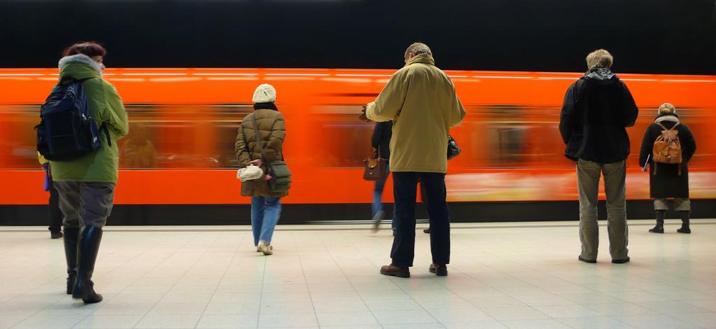 """La automatización del metro de Helsinki queda, de momento en """"stand by"""". Foto: hannu.oskala."""