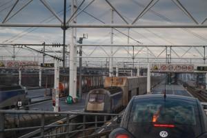 Eurotunnel apuesta por el transporte de vehículos con esta adquisición. Foto: Adam Foster.