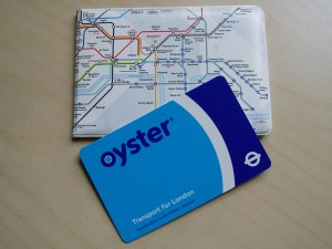 La tarjeta Oyster se enfrenta a su primer gran cambio. Foto: Amanda Slater.