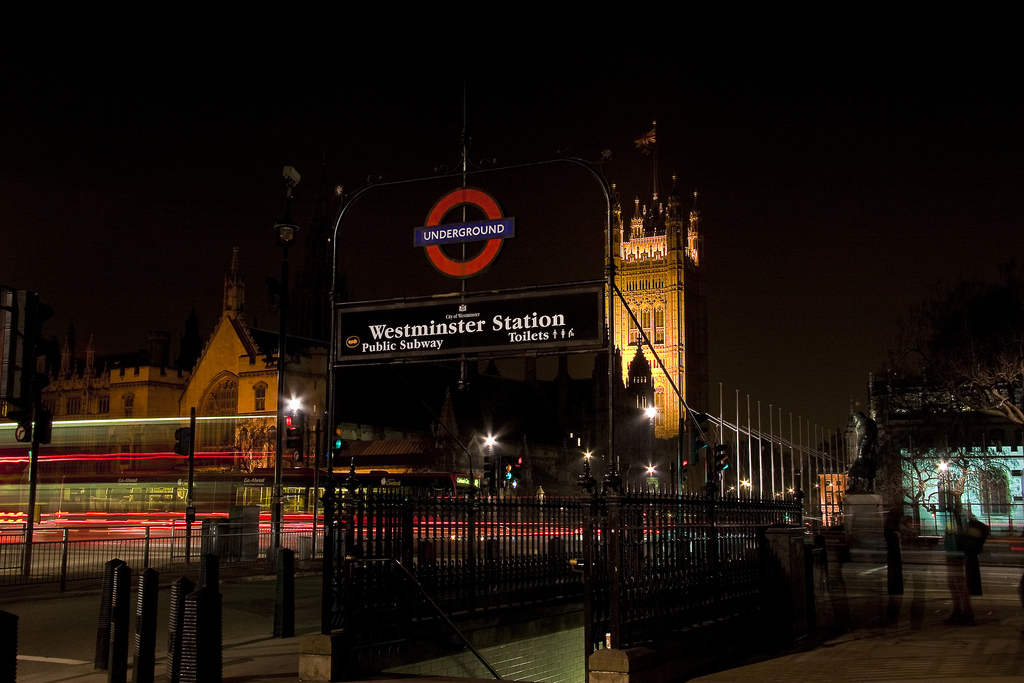 El Night Tube se pondrá en marcha a partir del próximo septiembre. Foto: Mostaque Chowdhury.