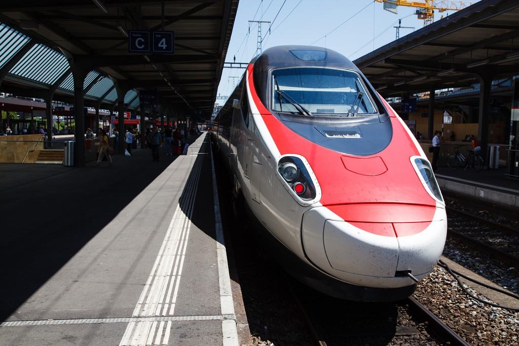 SBB encarga más pendolinos ETR610 a Alstom a la espera de los trenes de Stadler. Foto: Tom Page.