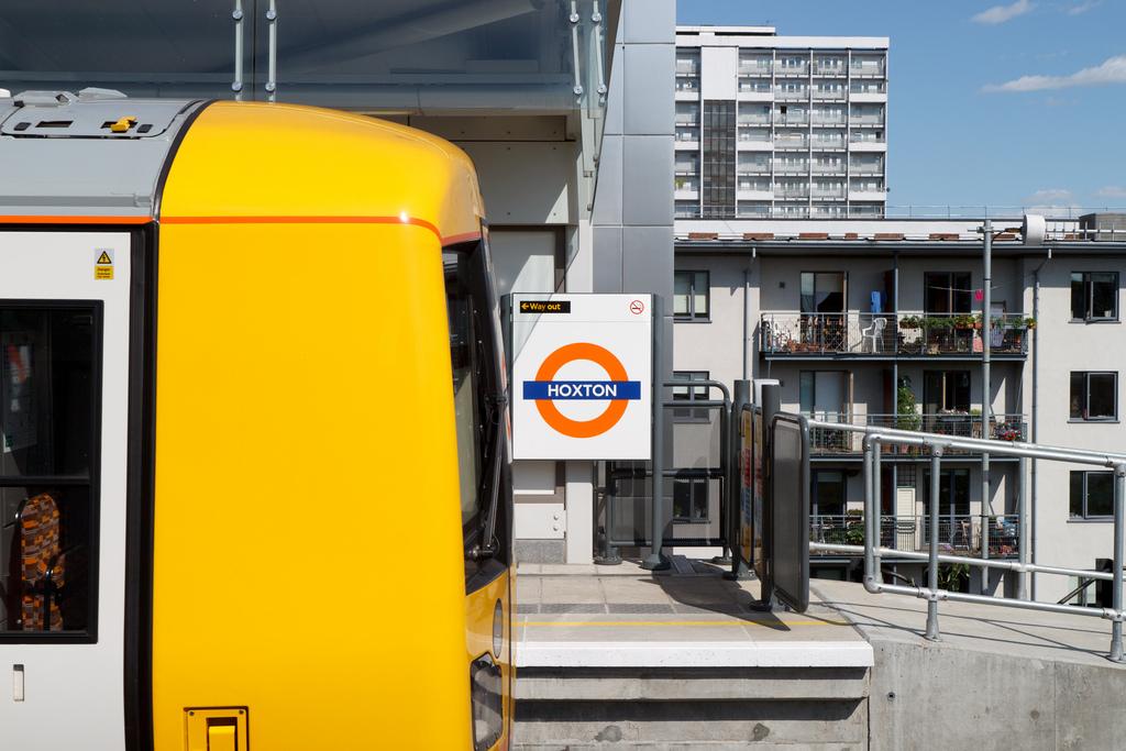 Desde el próximo año, el London Overground tendrá nuevo operador. Foto: Tom Page.
