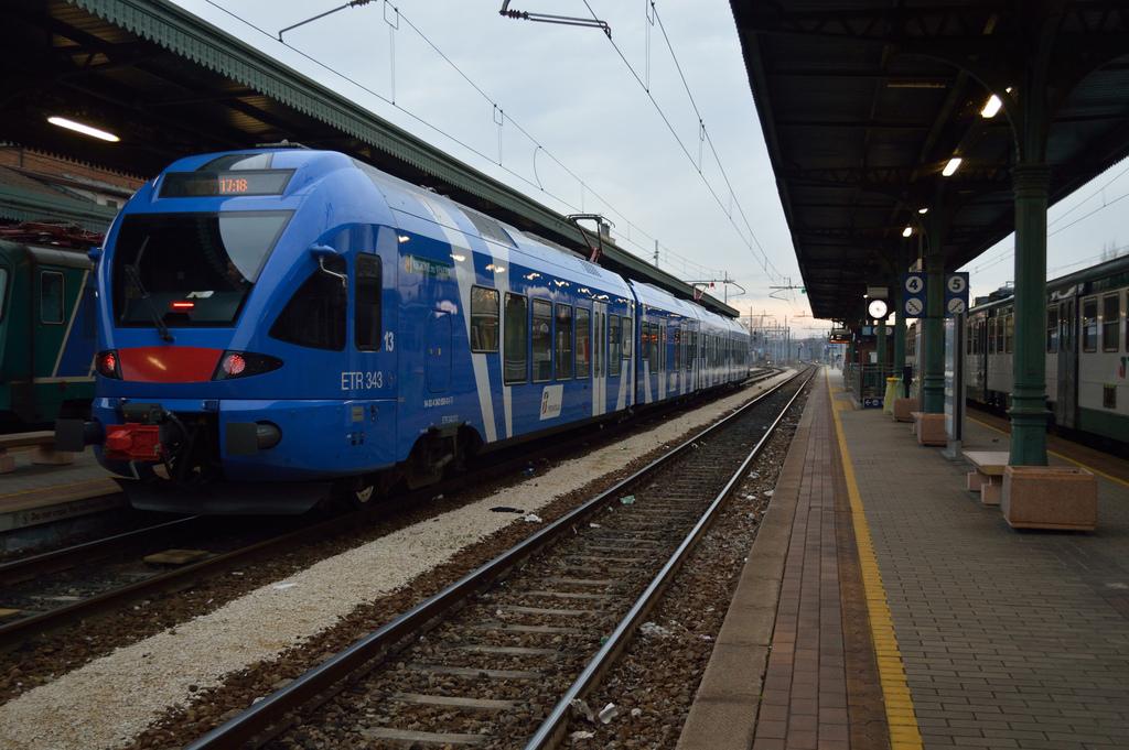 El modelo Flirt, en imagen, es el principal tren regional de Stadler. Foto: Phil Richards.