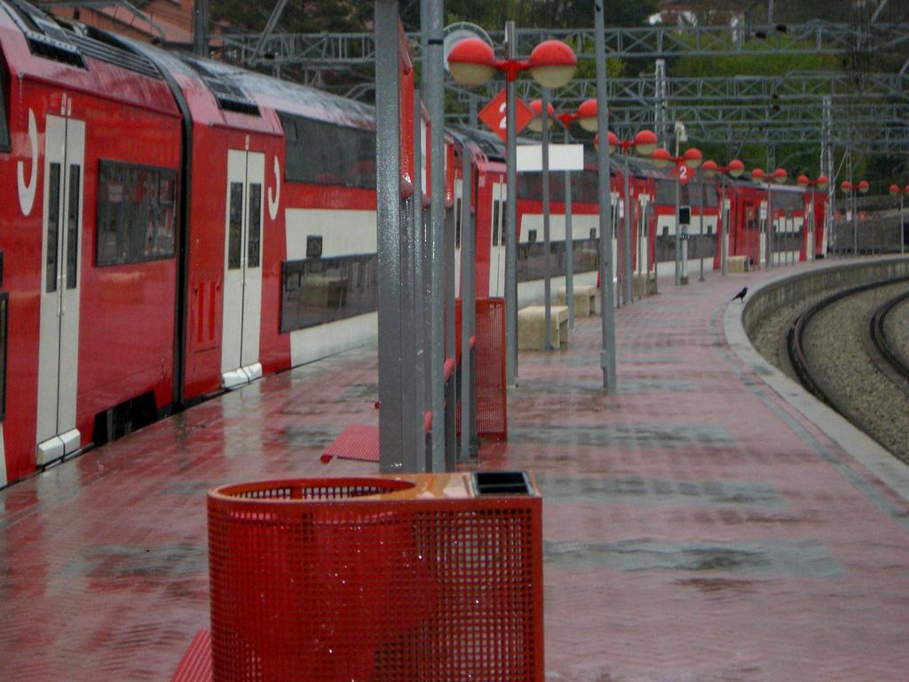 El núcleo de Cercanías Madrid recibirá 60 millones de la inversión total. Foto: Óscar Domínguez.