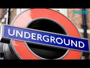 Cine efímero en el metro de Londres