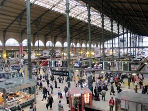 Gare du Nord sufrirá una importante transformación durante los próximos 8 años. Foto: seanfoneill.