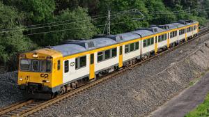 El Tren Celta será el principal beneficiado de la electrificación del tramo portugués del Eje Atlántico. Foto: © Juanav.