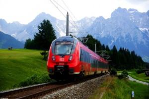 Según The Wall Street Journal, Siemens y bombardier estarían interesadas en llegar a un acuerdo para fusionar sus divisiones ferroviarias. Foto: Xommandcity.