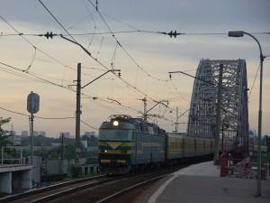 Será RZD la que, a partir del día 10, se encargue de la operación de la ruta internacional entre Estonia y Rusia. Foto: Artem Svetlov.
