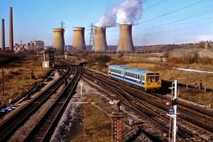 El ferrocarril británico ha mejorado notablemente su seguridad. Foto: Ingy the Wingy.
