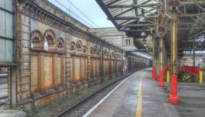 Network Rail tiene en marcha un plan para disminuir los suicidios. Foto: Ian.