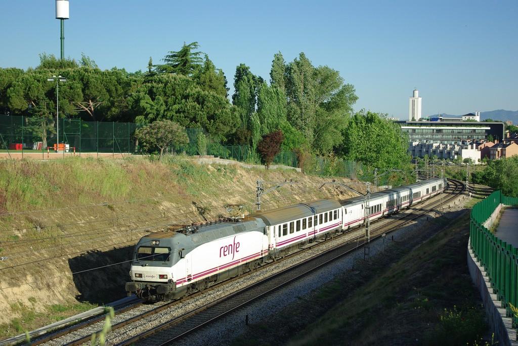 Unir Madrid con Lisboa por tren en 4 horas:¿realidad o ficción? Foto: Andre Marqués.