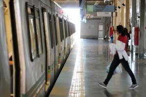 Brasilia tendrá en septiembre su primera estación de metro 100% sostenible. Foto: Agencia Brasilia.